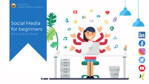 Argo.Berlin Seminars and Webinars: Social Media Marketing for beginners