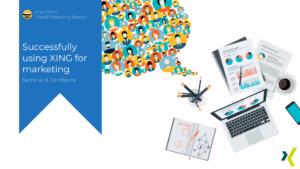 Argo.Berlin Seminars and Webinars: Successfully using XING for marketing